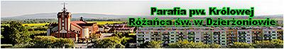 Parafia Rzymskokatolicka pw. Królowej Różańca Św